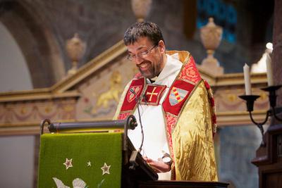 Prestbury vicar