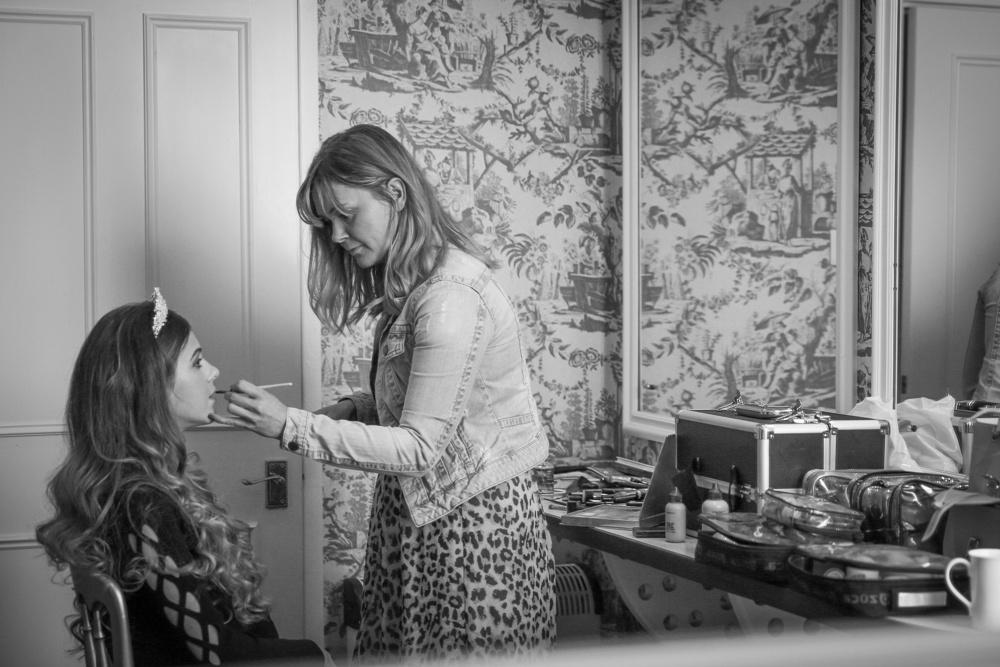 Vicky Adamson Wilmslow wedding makeup artist