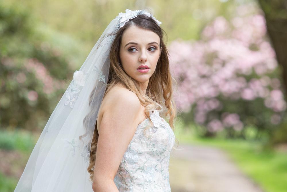 Capesthorne Hall Wedding Photograph