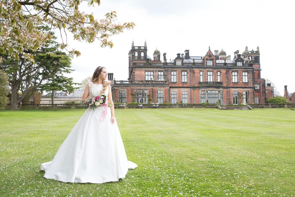 Imposing Cheshire Wedding venue