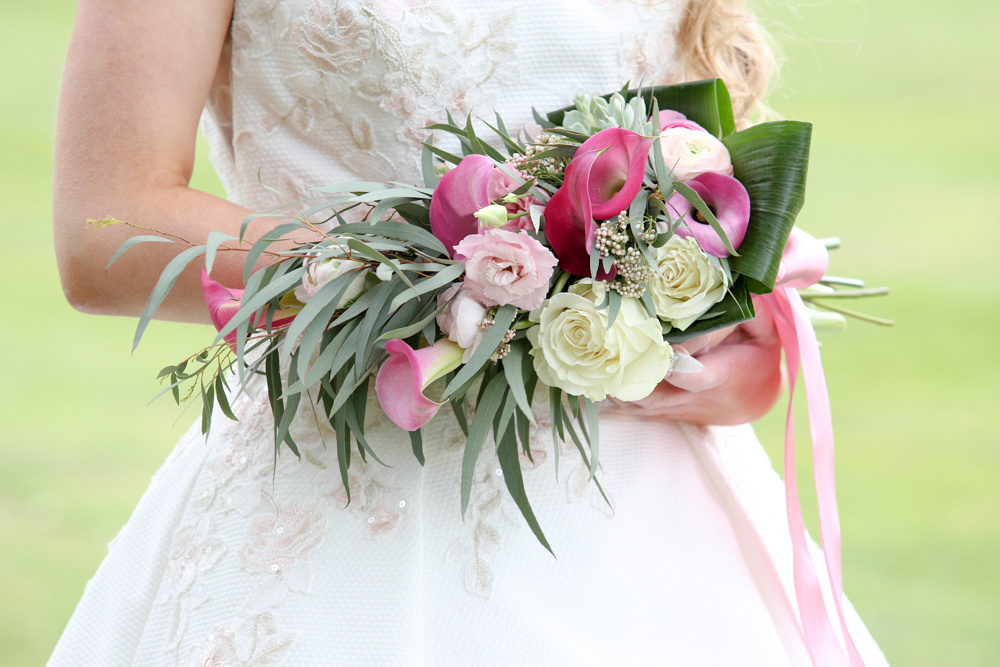 Best Cheshire Wedding Flowers
