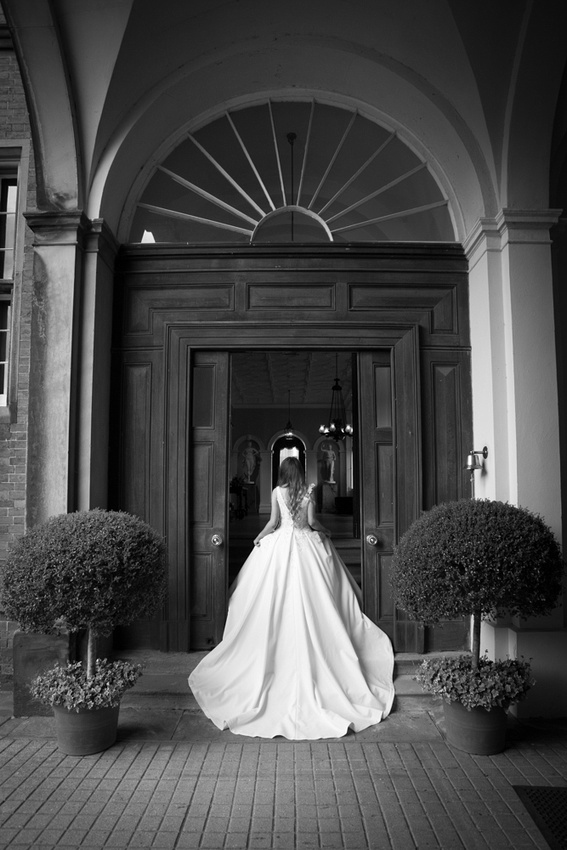 Brides Entrance into Wedding
