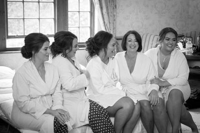 Bride Squad Photo