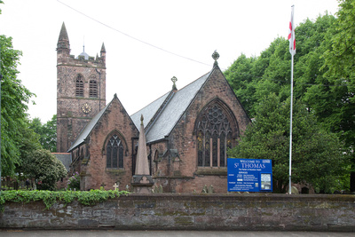 St Thomas Stockton Heath