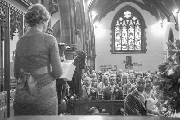 Wedding Reading Photo