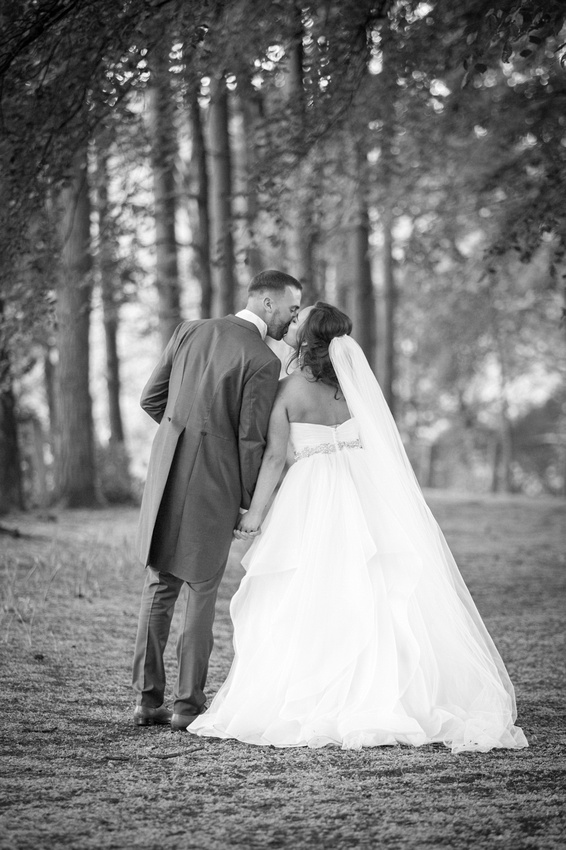 Nunsmere Hall Wedding Photos