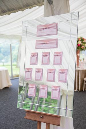 Mirror Table Plan