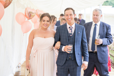 cheshire wedding guests