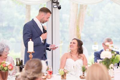 Nunsmere Wedding Photos