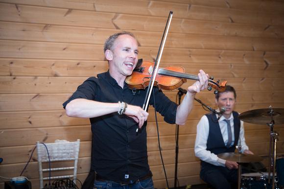 richard sanderson fiddle player