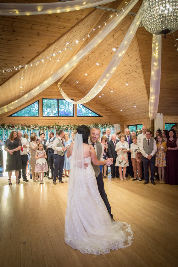 picture of first dance