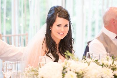 Styal lodge bride