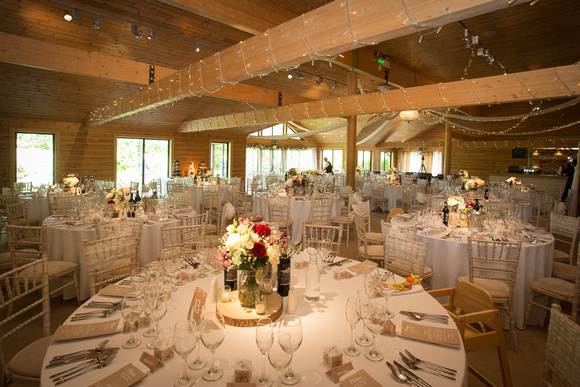 styal lodge wedding reception layoit