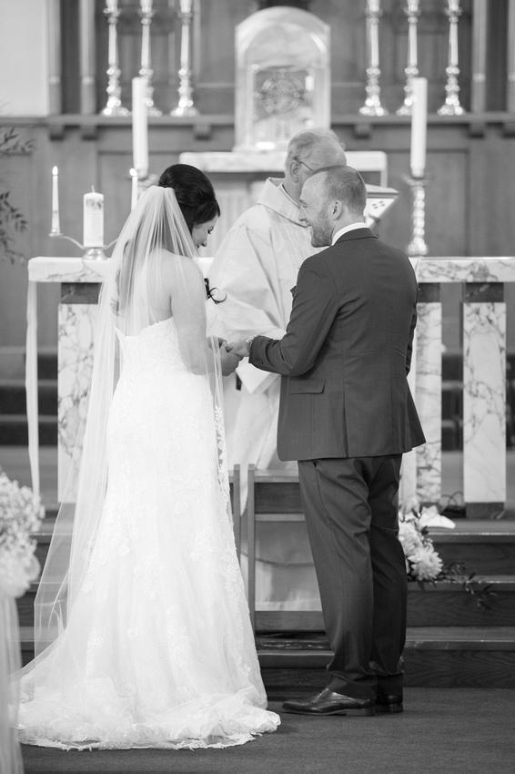 manchester catholic wedding photos