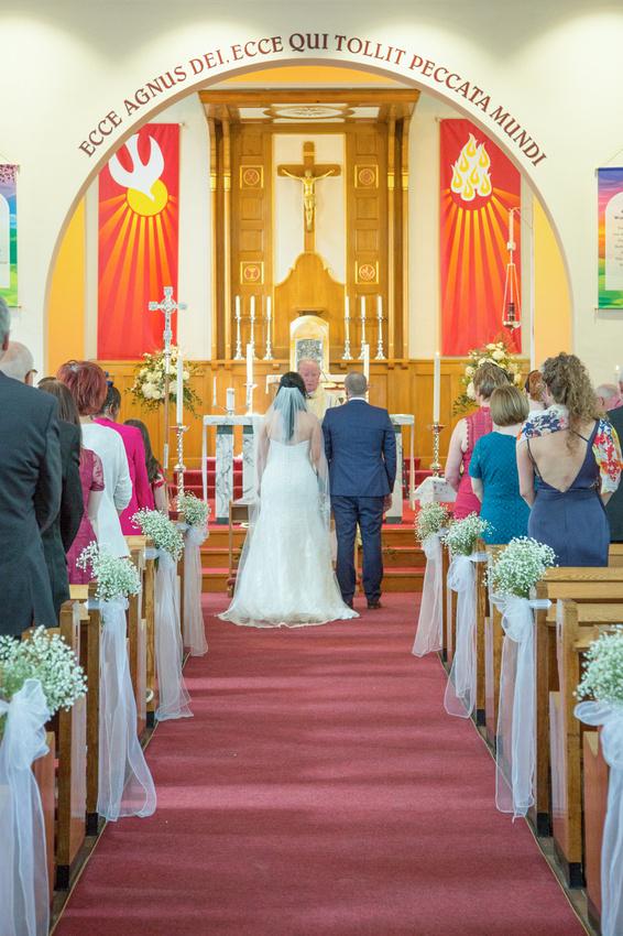 cheshire catholic wedding photographer