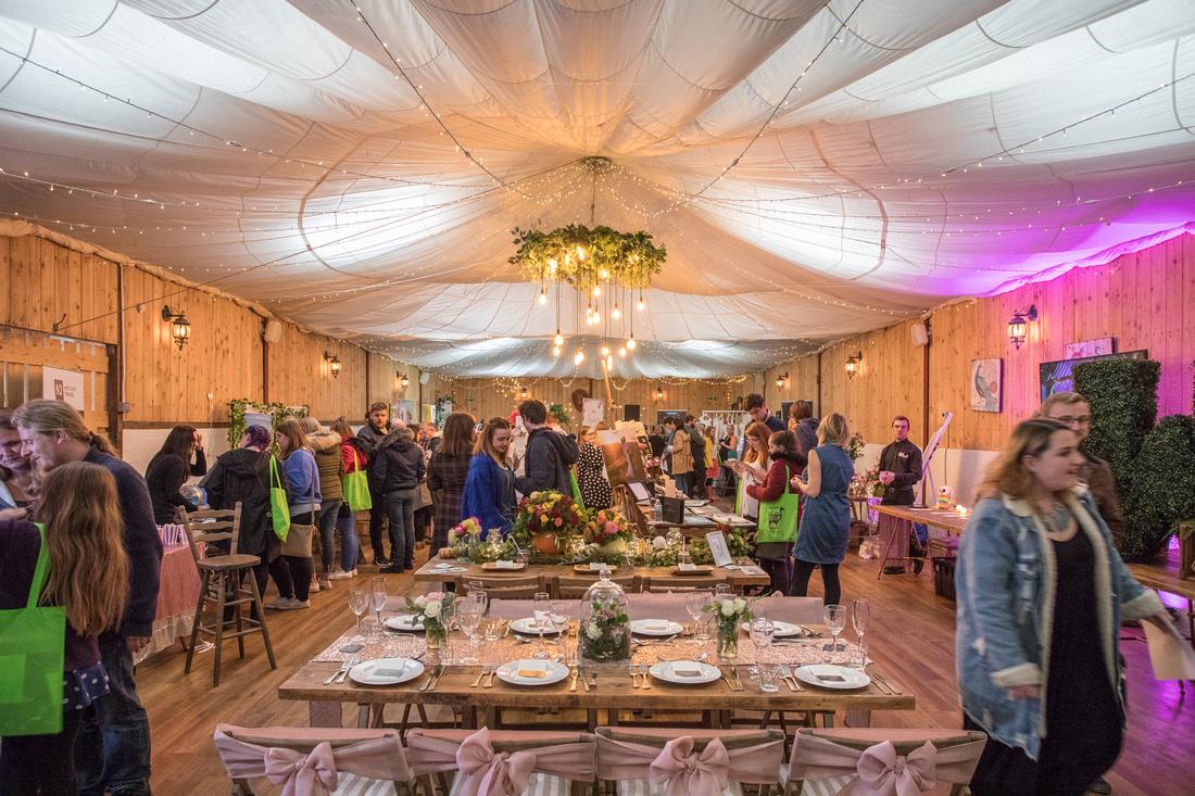 Wellbeing Farm Wedding Fair