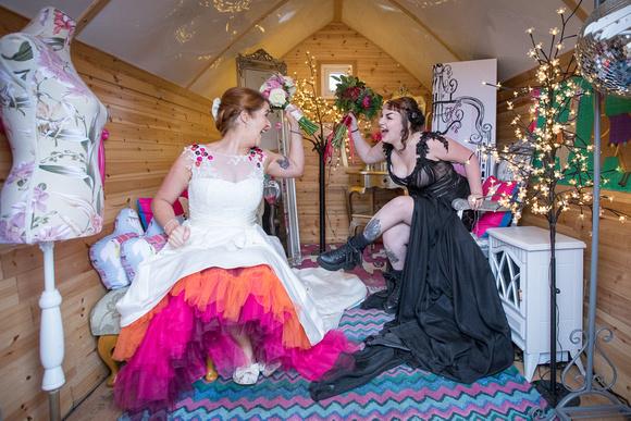 Fun Lancashire Wedding Photos