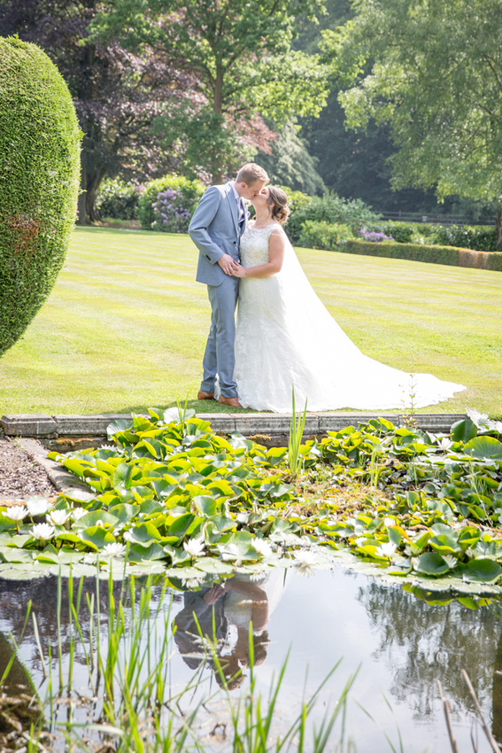 Best Mottram hall wedding photos