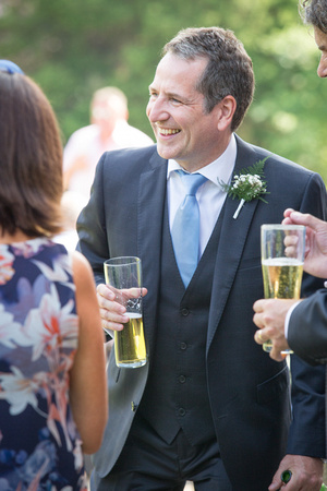 Mottram Hall Wedding Party