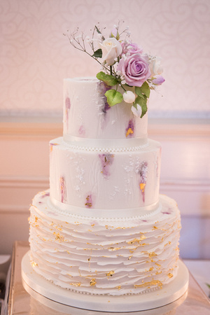 The Frostery Wedding Cake