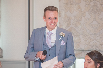 Mottram Hall Groom