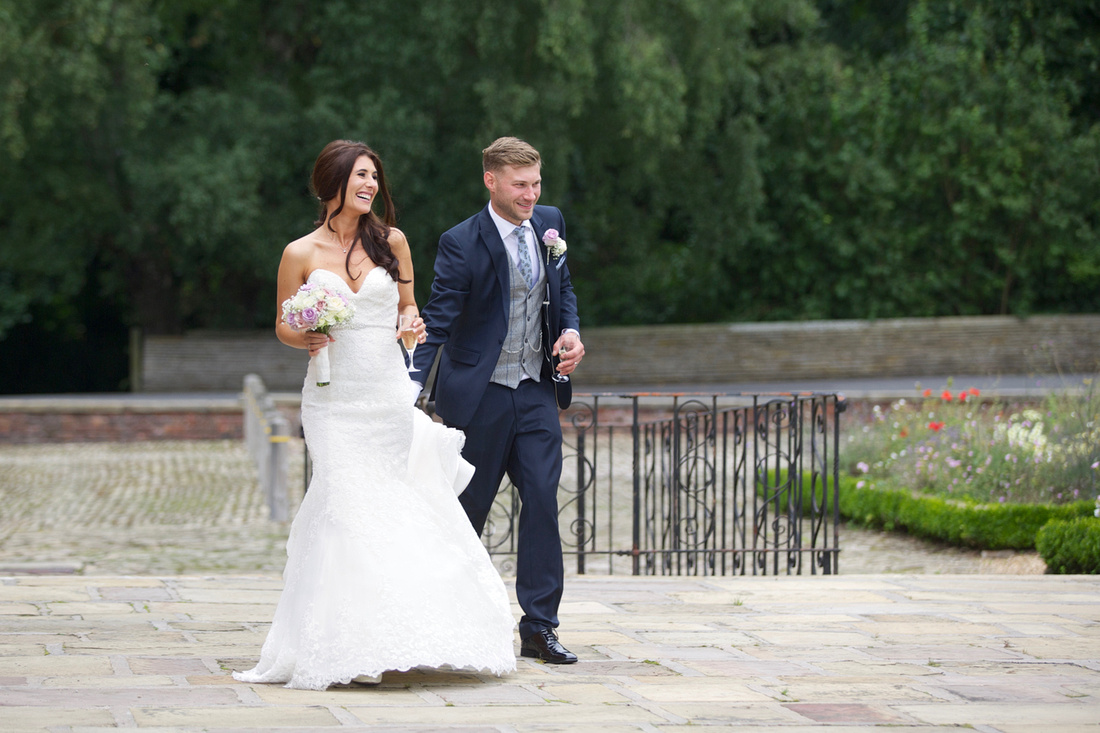 Adlington Hall documentary wedding photos