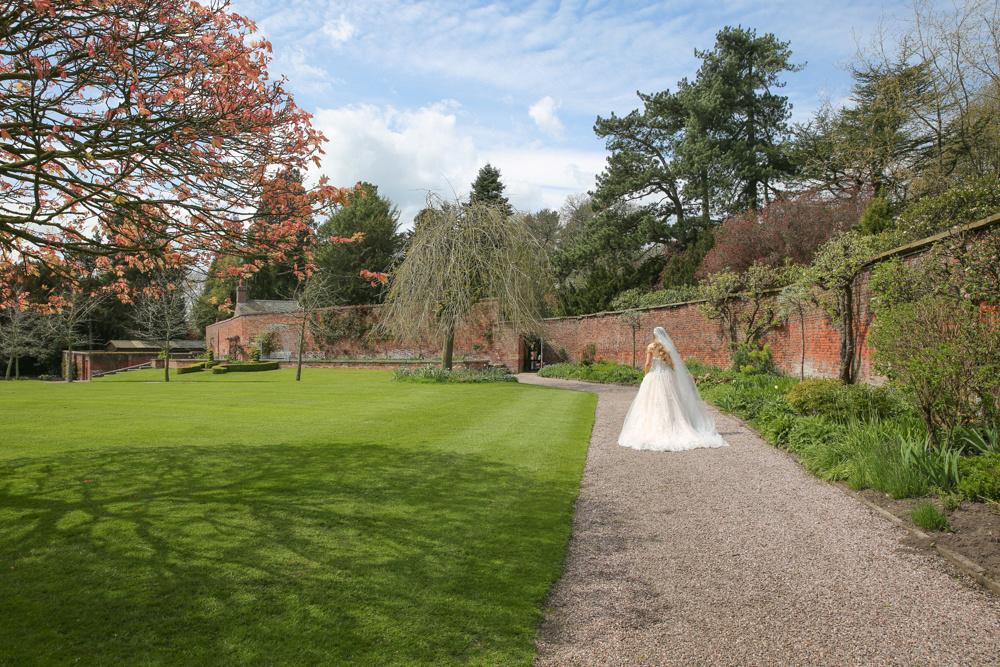 Capesthorne Hall Gardens