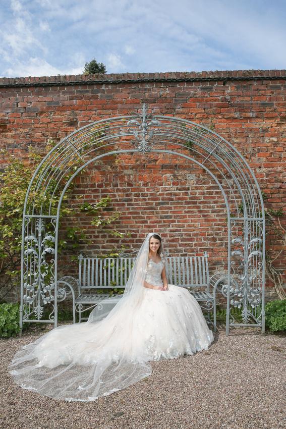 Stunning Cheshire Bride