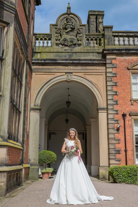 Cheshire Spring Wedding