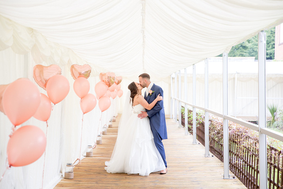 Nunsmere Hall Marquee Photo