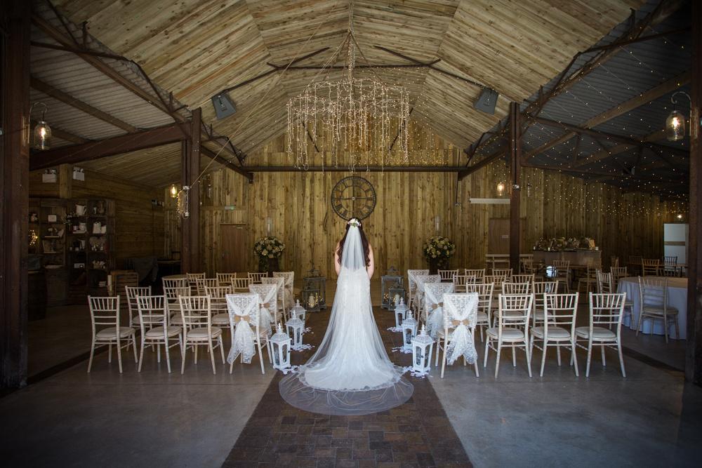 Alcumlow Hall Wedding Barn