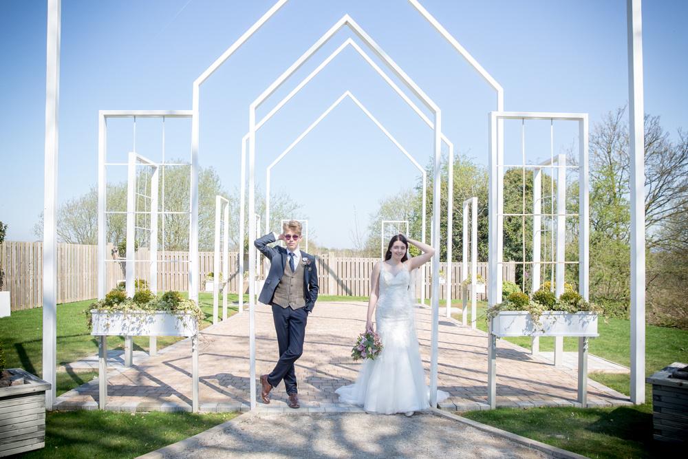 Cheshire Wedding Photo