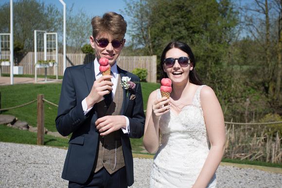 Cheshire ice cream