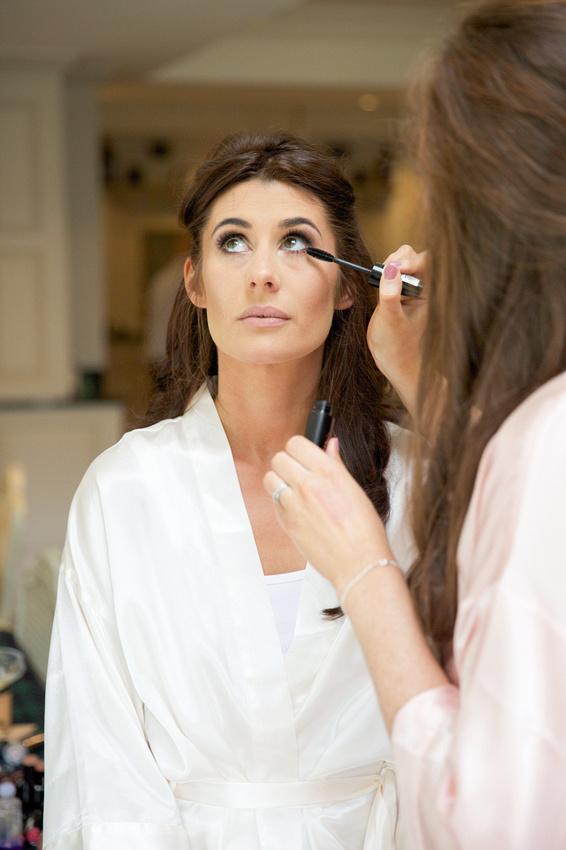 Cheshire wedding makeup