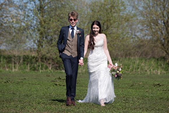 Alcumlow Wedding
