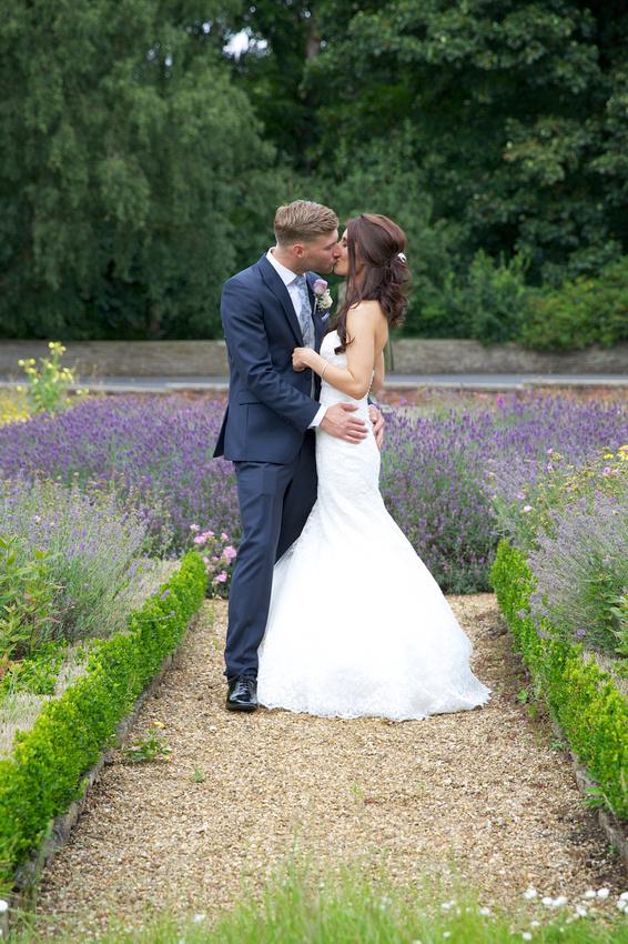 Adlington hall wedding photo